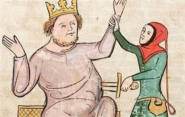 Кишки короля Эглона