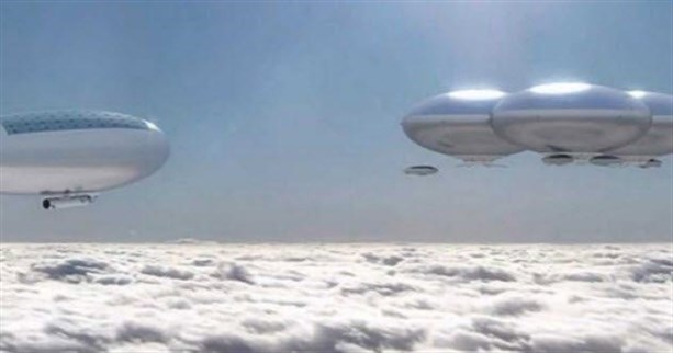 Облачные города на Венере