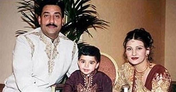 Амарджит Чохан оставил ключ к раскрытию убийства своей семьи в носке