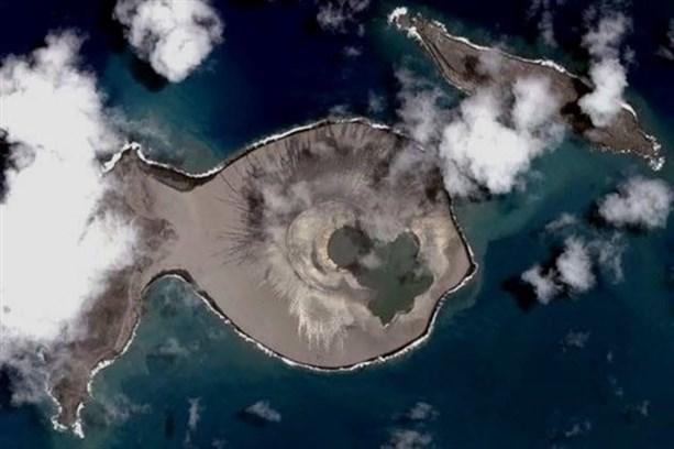 Формы суши Марса могли развиваться подобно островам на Земле