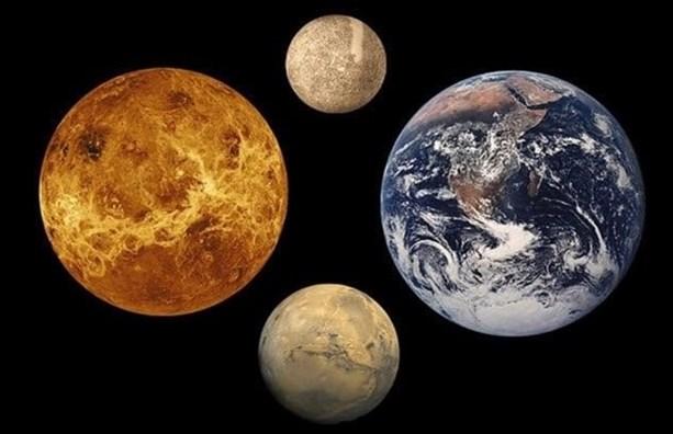 Марс - единственная обитаемая планета, кроме Земли