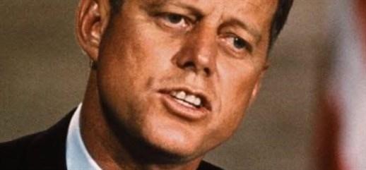 Джон Ф. Кеннеди