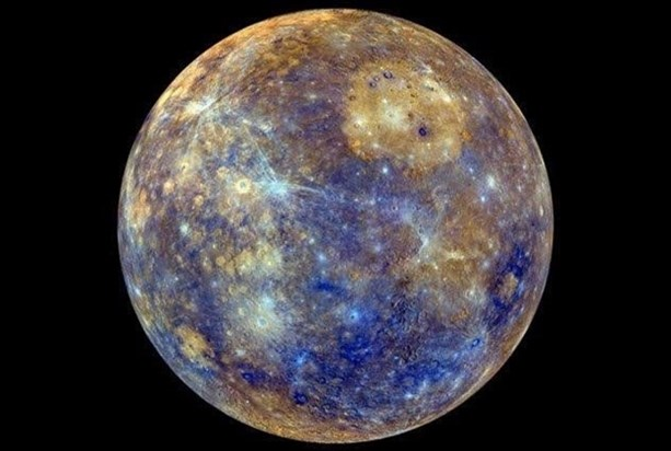 Купольные места обитания на Меркурии