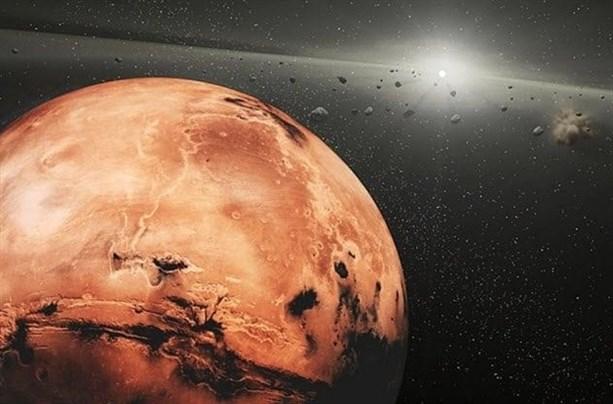 Марсианский день едва ли длиннее земного