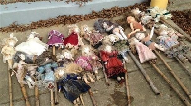 Болотные куклы округа Отога