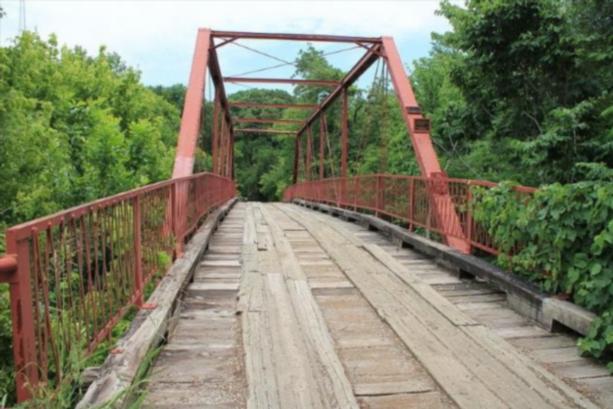 """Старый мост Альтона <br /> Техас"""" width=""""950″><br />Источник фото: <a href="""