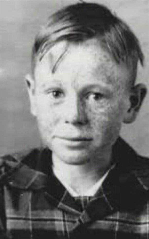 Эд Гейн вырос в доме ужасов