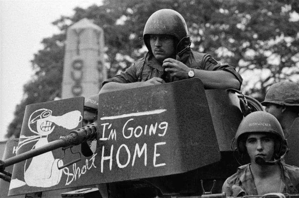 Тысячи собак были убиты в конце войны во Вьетнаме