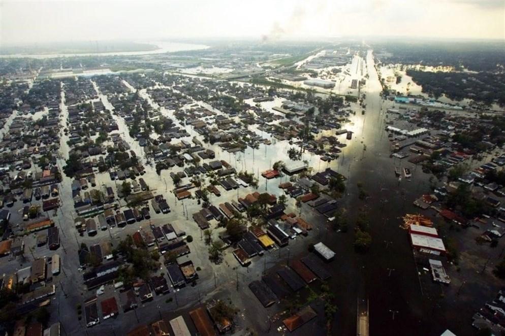 Ураган Катрина оставил 600 заключенных в затопленных камерах