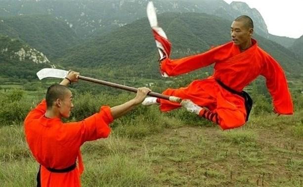 Монахи Шаолиня против пиратов