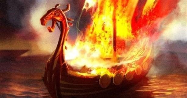 Викинги-налетчики против исламского халифата