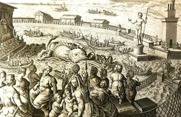 Римский император против косатки