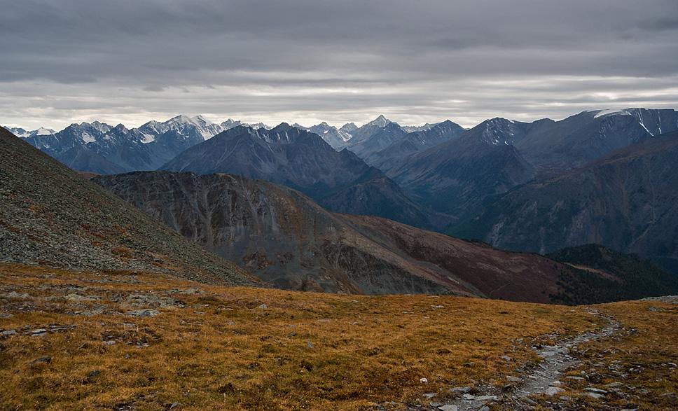 перевал Каратюрек, фото, Алтай