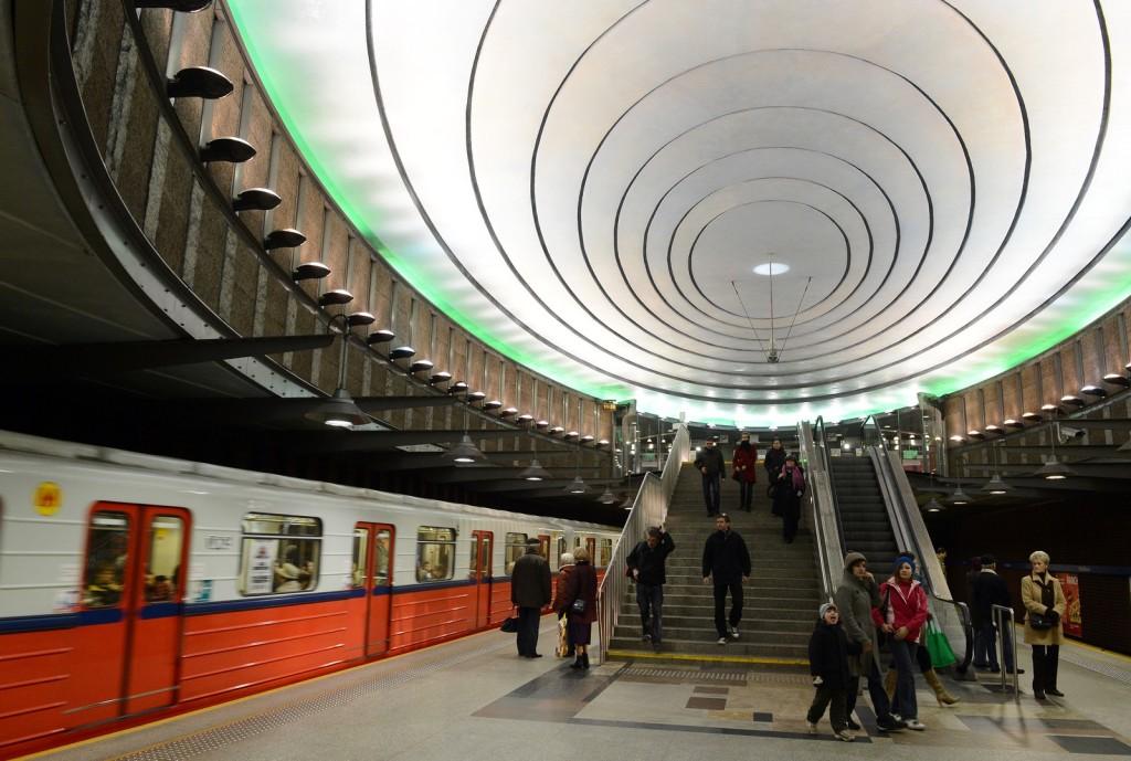 метро в Польше