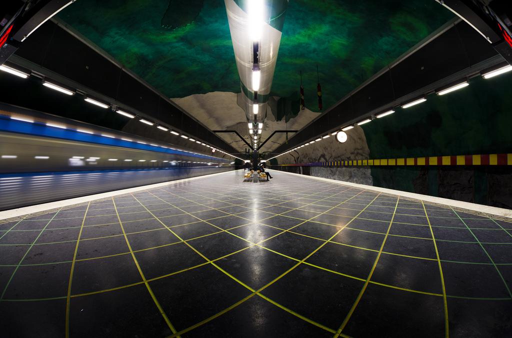 метро музей