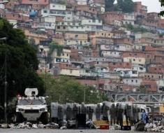 Caracas-Protest