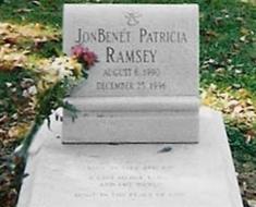 JonBenet-Ramsey-grave