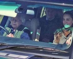 Queen-Elizabeth-driving