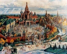 Soviet-Union-at-Epcot-drawing