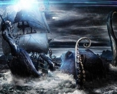octopusboat