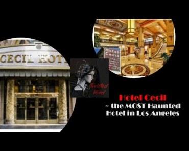 Топ-10 ужасных фактов об отеле «Сесил»