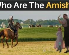 10 лучших традиций амишей, которым вы не поверите