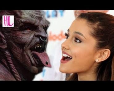 10 (Подробнее) знаменитостей, у которых были ужасающие привидения
